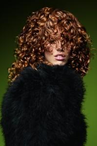 Deva Curl curls